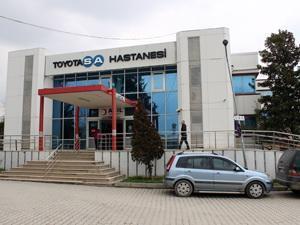TOYOTASA ACİL YARDIM HASTANESİ